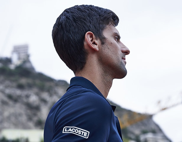 Exclusive The Lacoste X Novak Djokovic Collection Lacoste