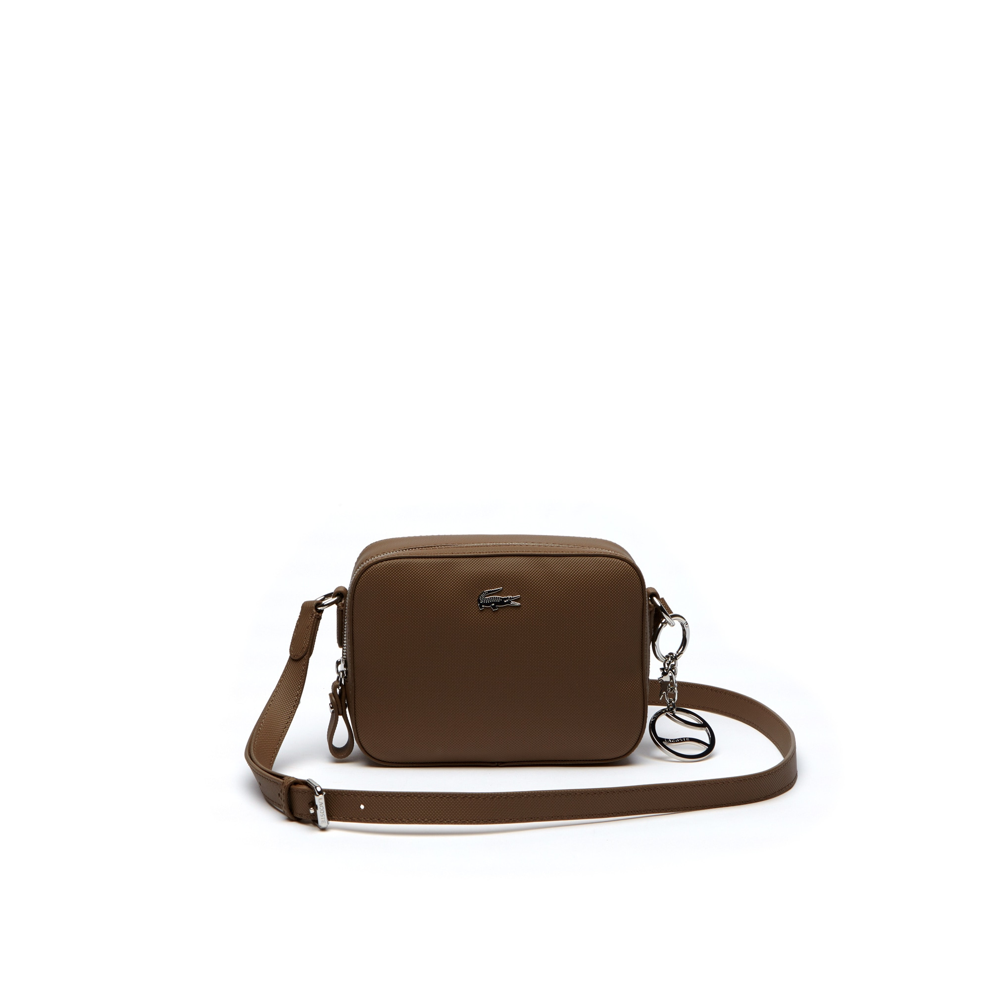 c0ceae2d8922 Women s Daily Classic Coated Piqué Canvas Square Crossover Bag