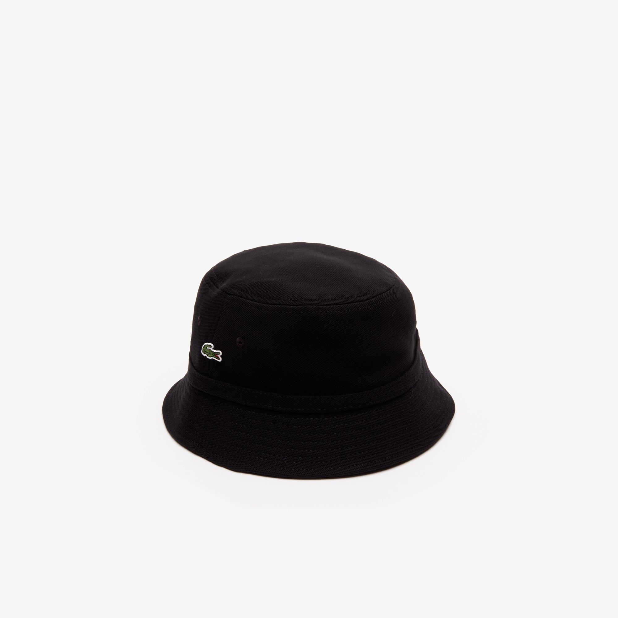 Men s Cotton piqué bucket hat  da9df0df1444