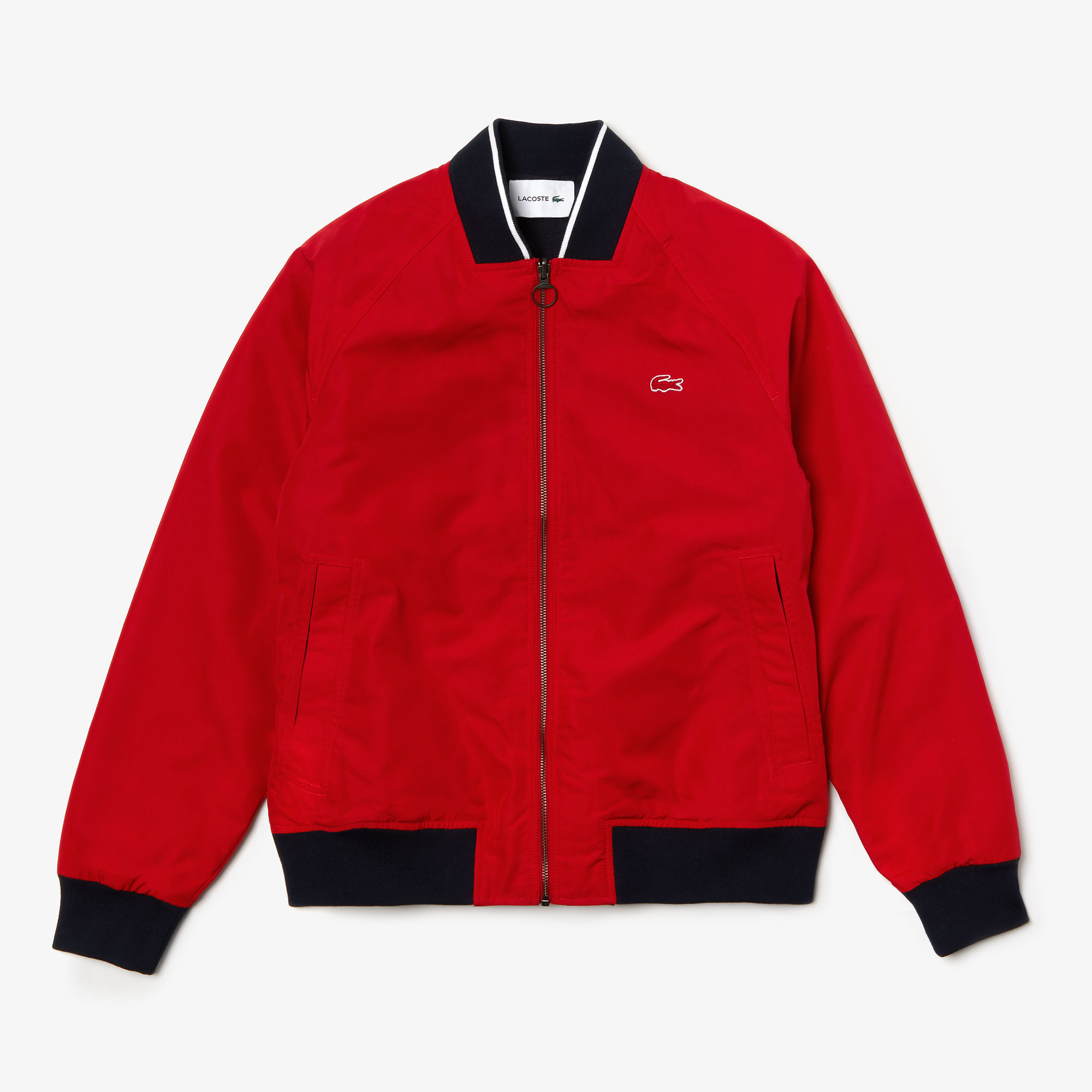 Men's Reversible Lightweight Cotton Bomber