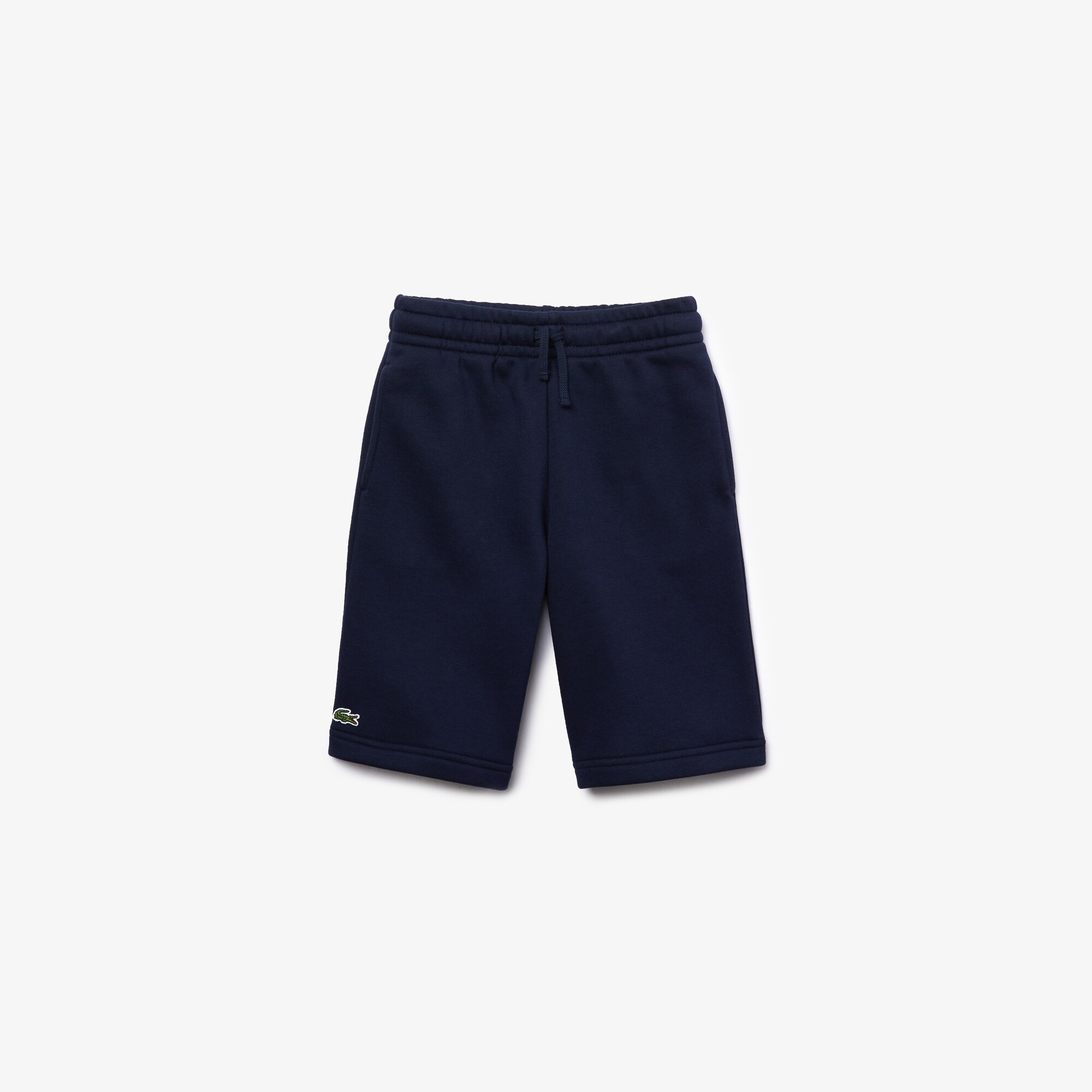 Boys' Lacoste SPORT Tennis Cotton Fleece Shorts