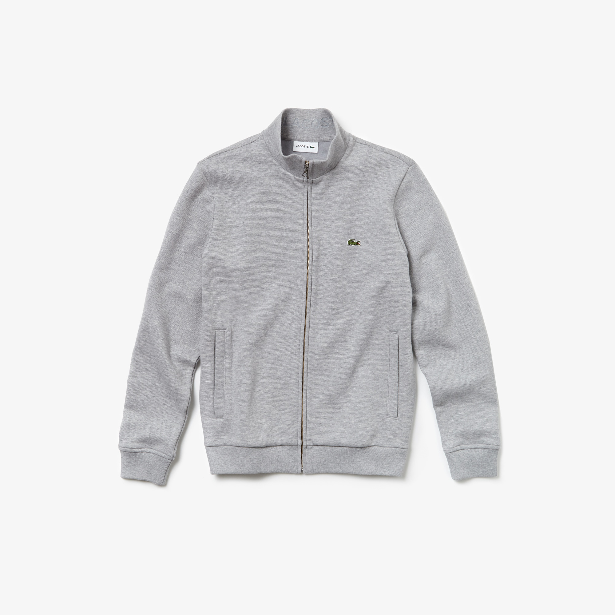 Men's Zip Fleece Sweatshirt