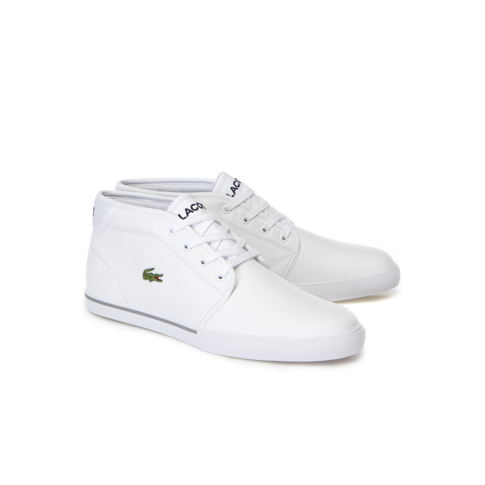 5cf504e4a3c3a0 Men s Ampthill Leather Mid Sneakers