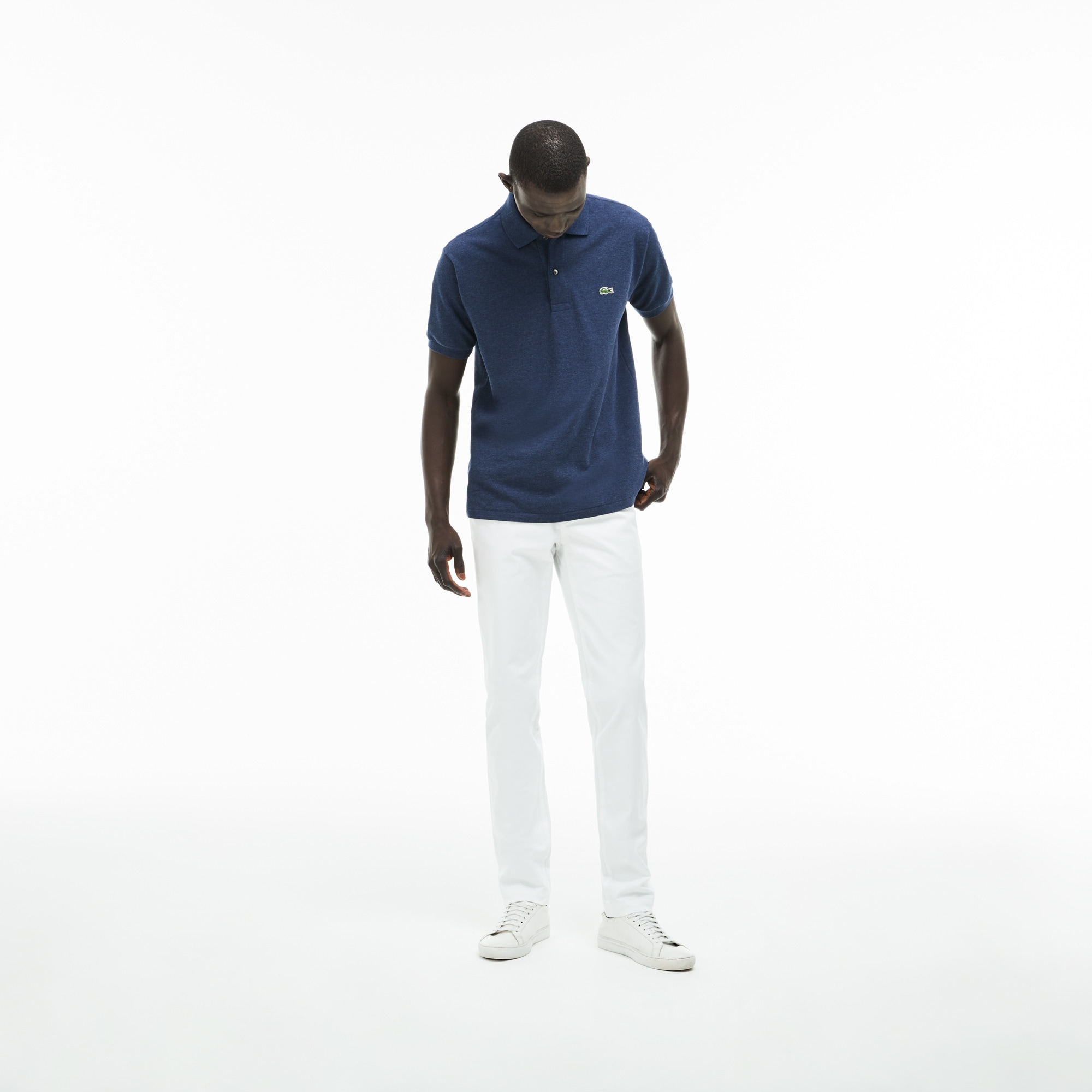Men's Slim Fit Stretch Chino Pants