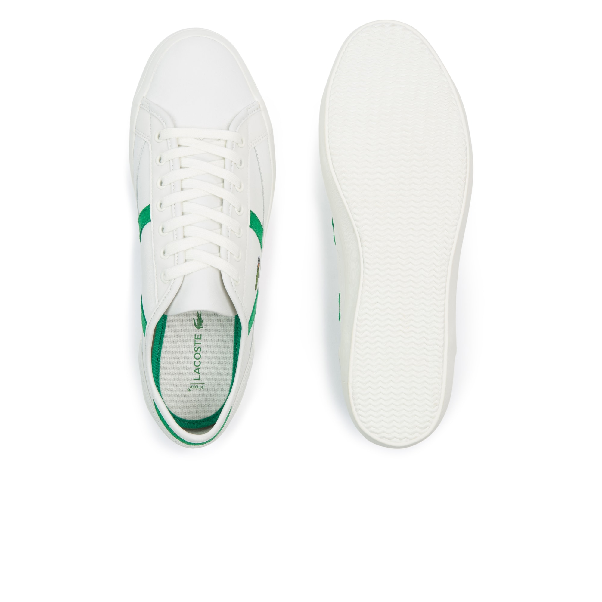 Men's Sideline Leather and Suede Sneakers