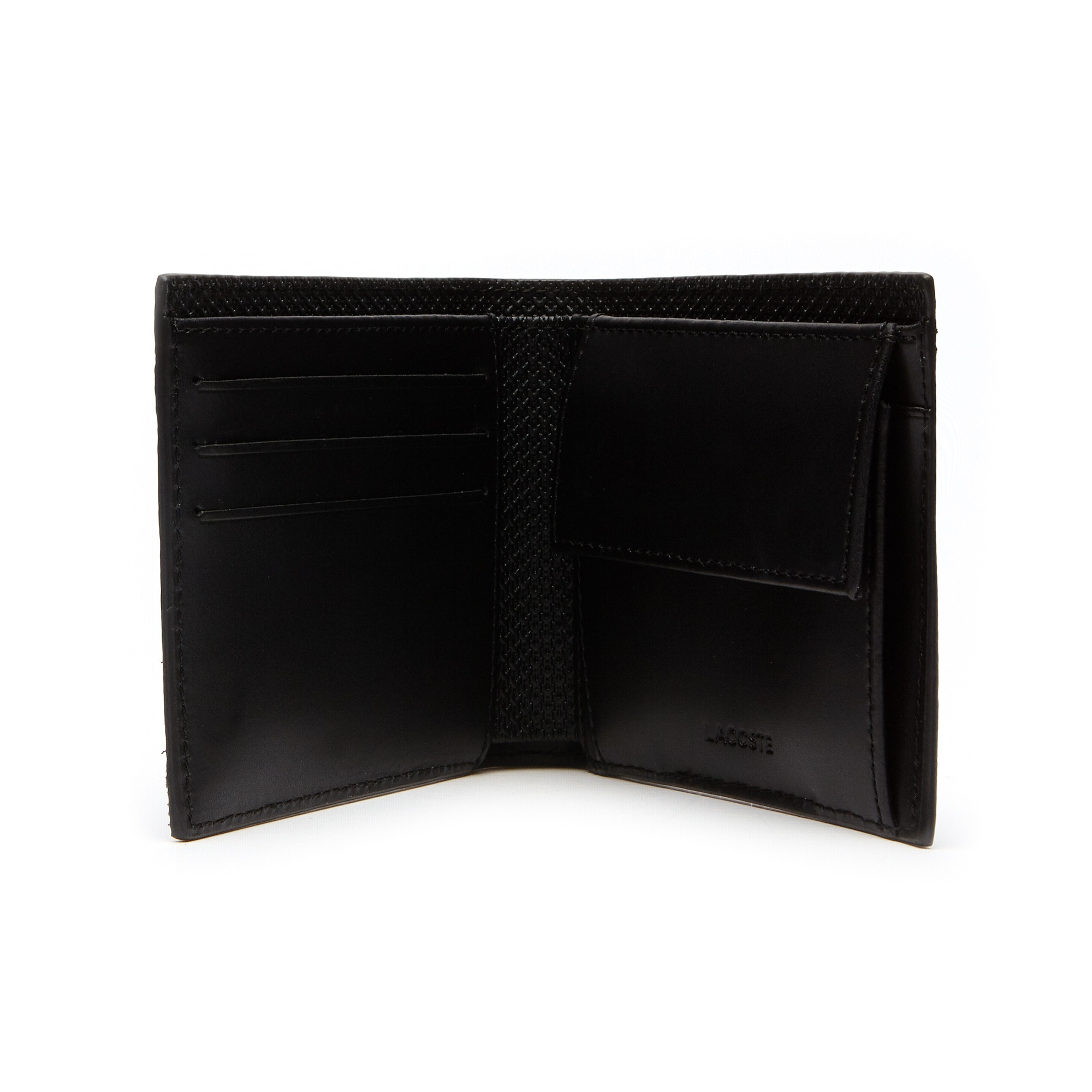 Men's Chantaco Matte Piqué Leather Wallet And Card Holder Set