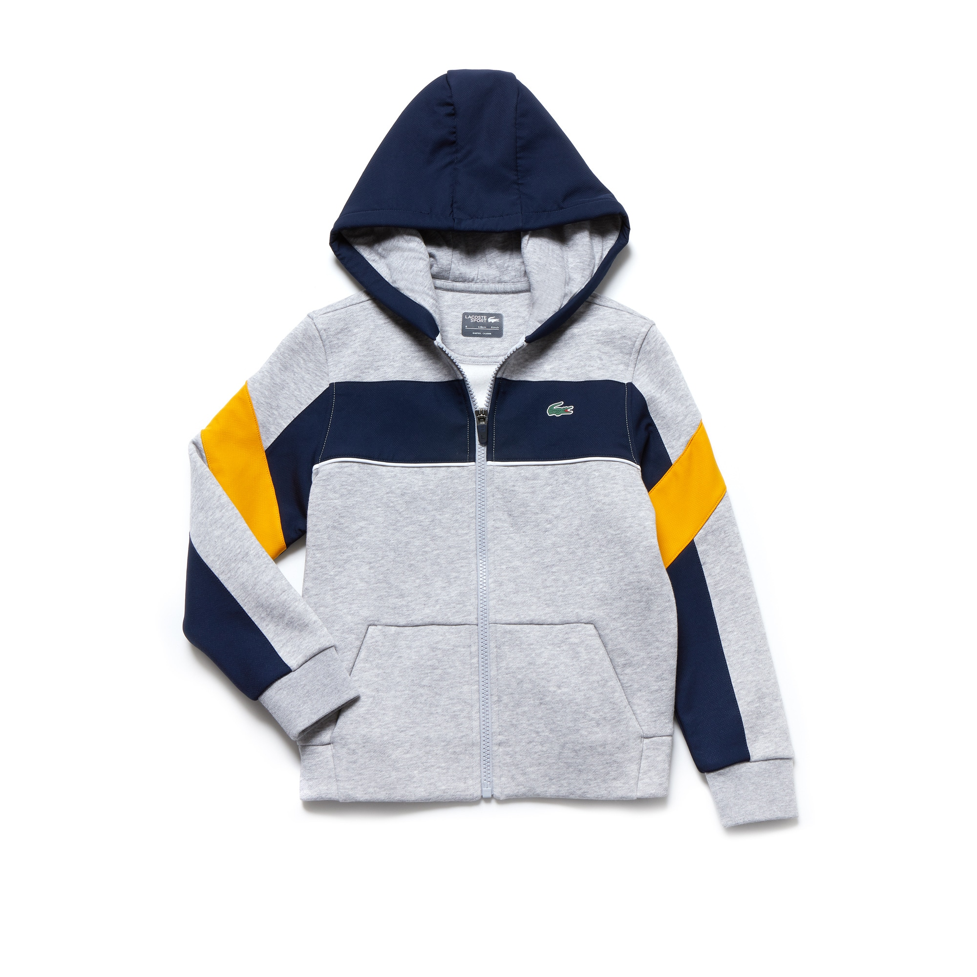 8d14c2378 Boys  SPORT Fleece And Taffeta Tennis Tracksuit