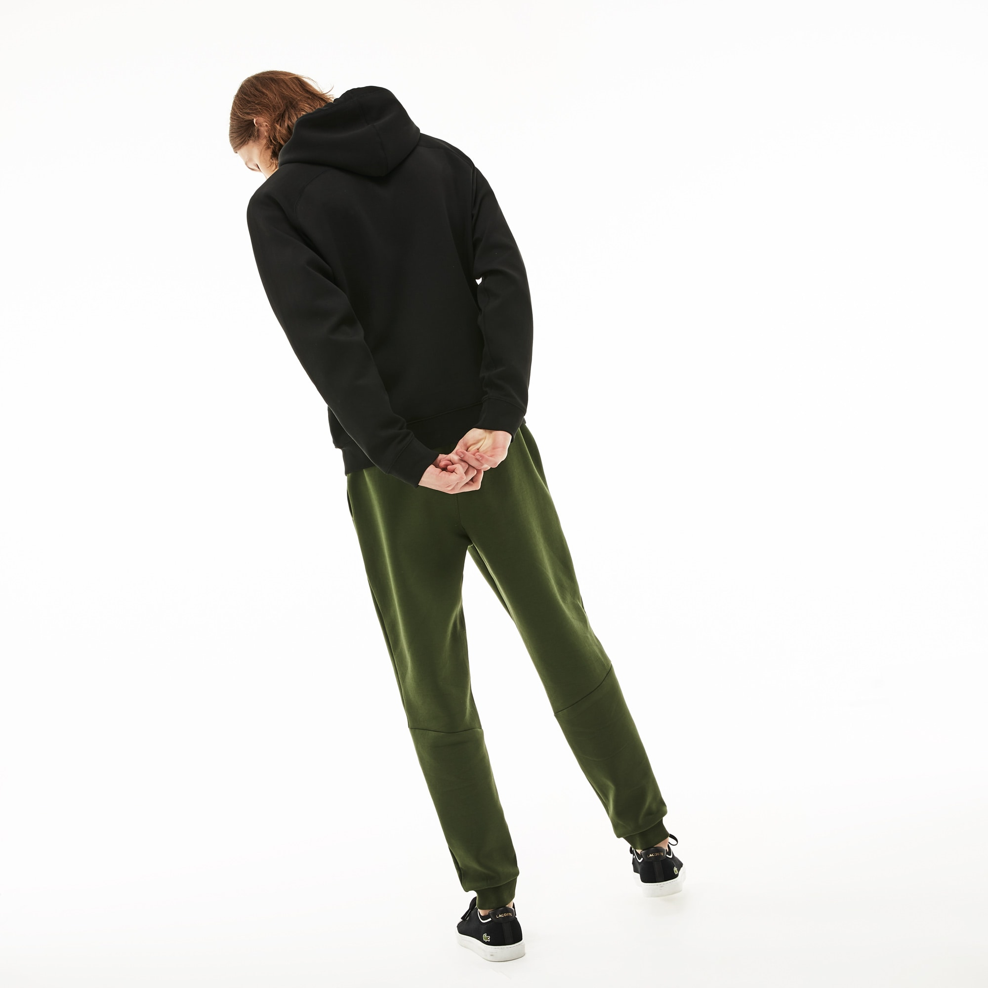 Men's Lacoste Motion Fleece Sweatshirt