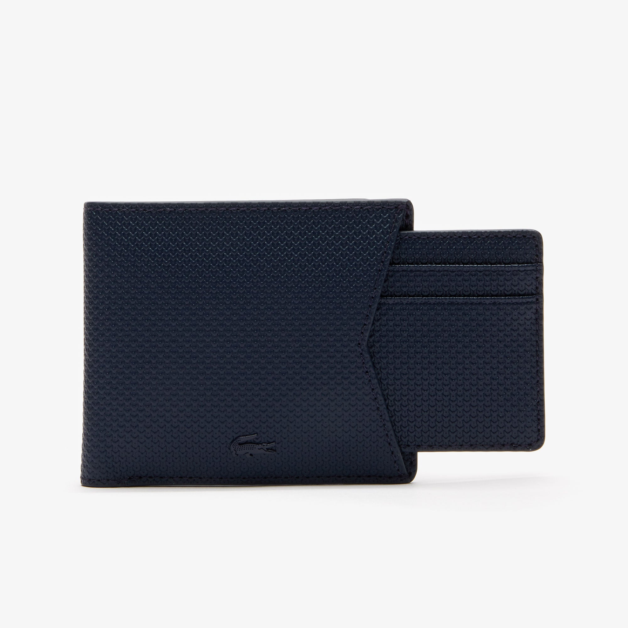 Men's Chantaco Leather 8 Card Holder And Wallet