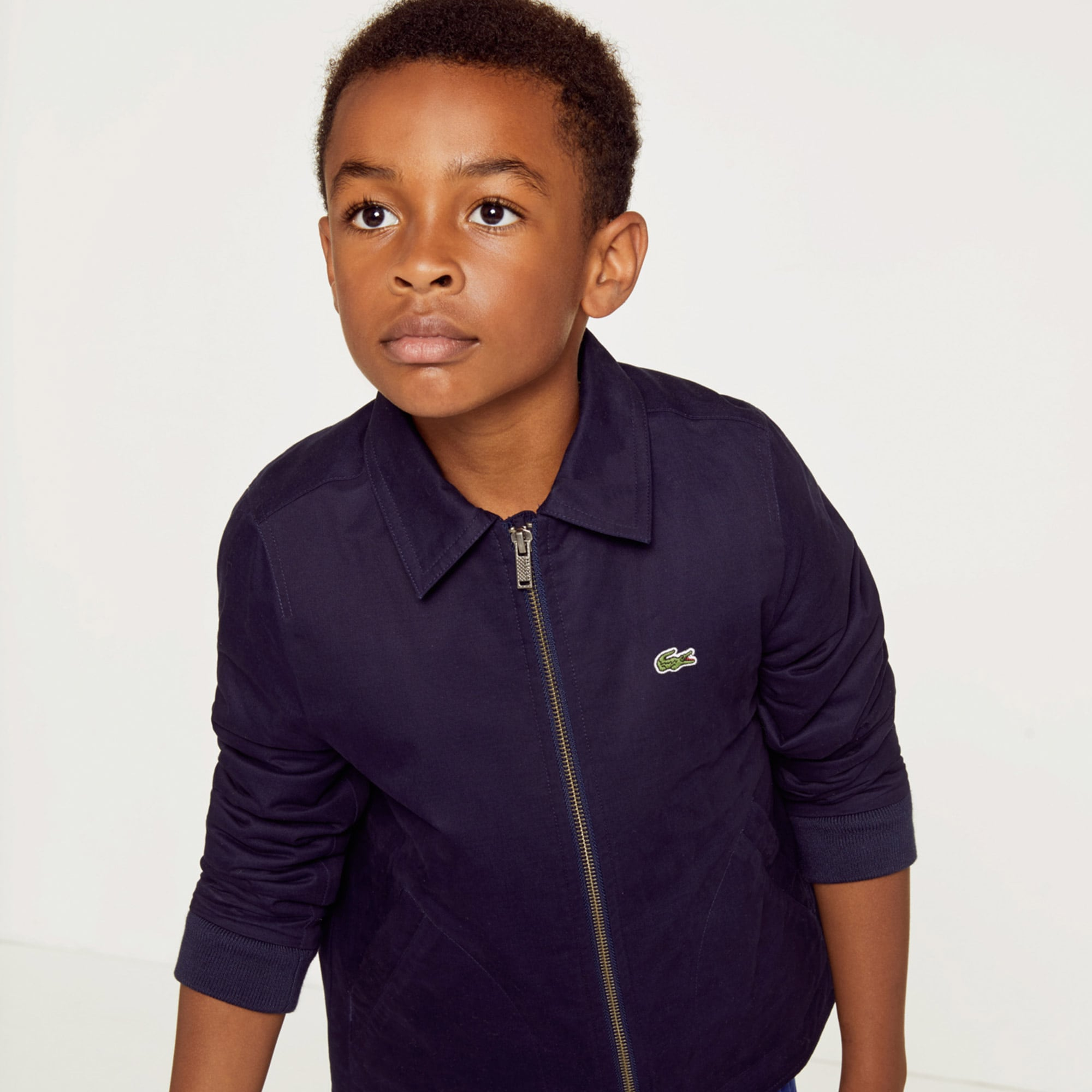 Boys' Quilted Lining Jacket