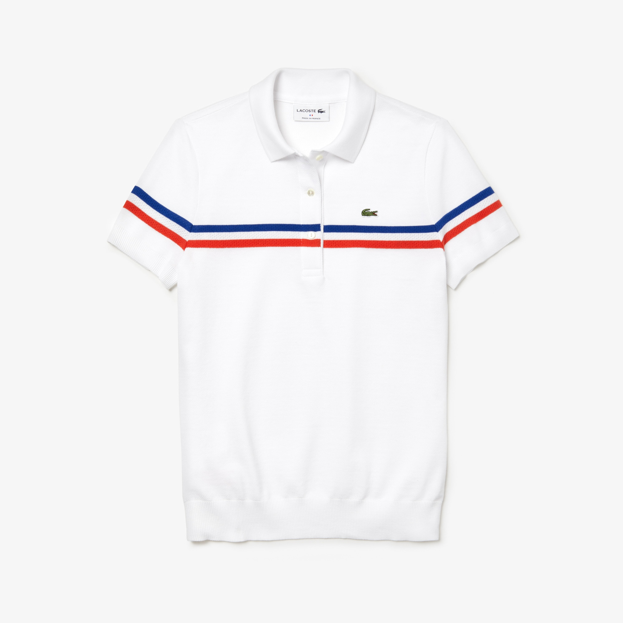 e997ac213b4d Polo Slim Fit Made in France en coton