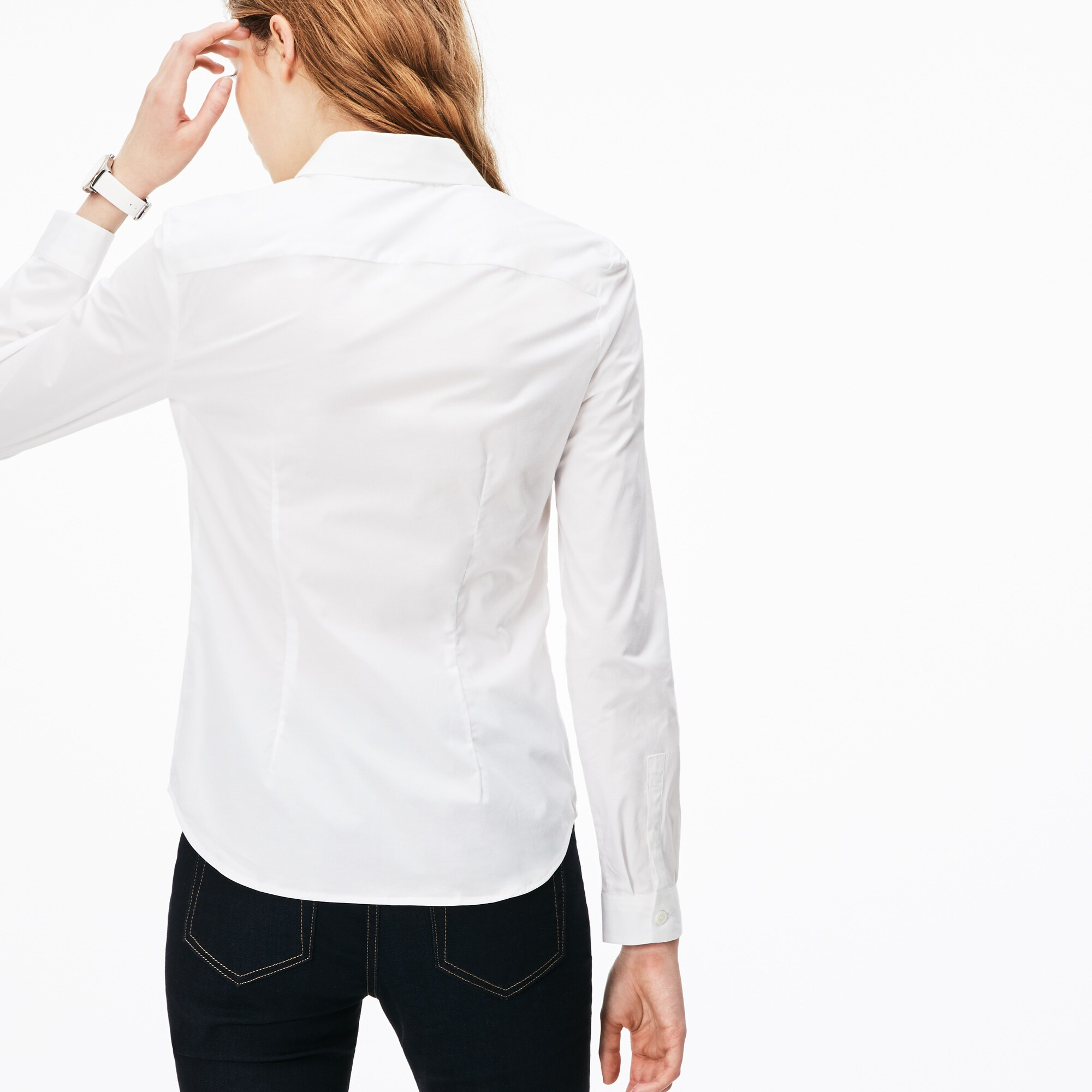 Women's Slim Fit Stretch Shirt