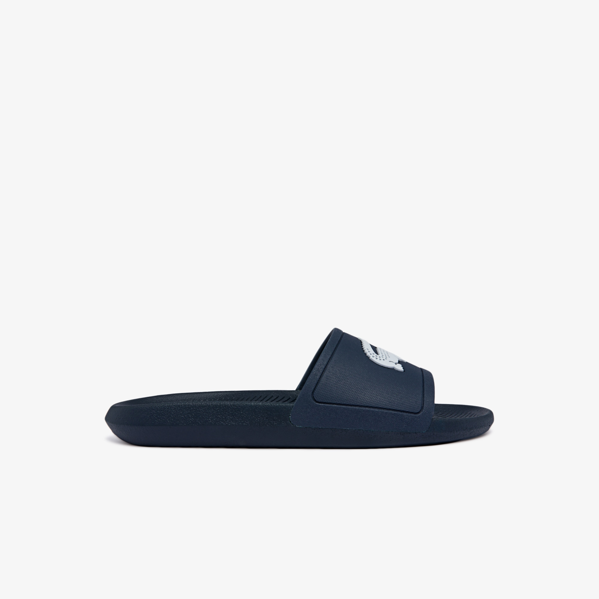 Men's Croco Slide Rubber Slides