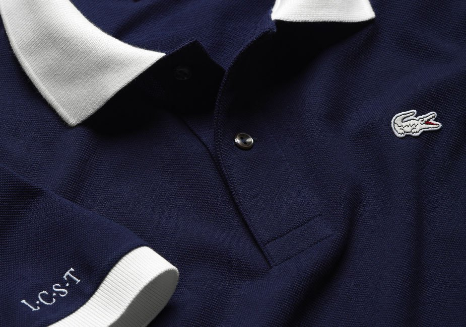 Make it unique: personalise a polo