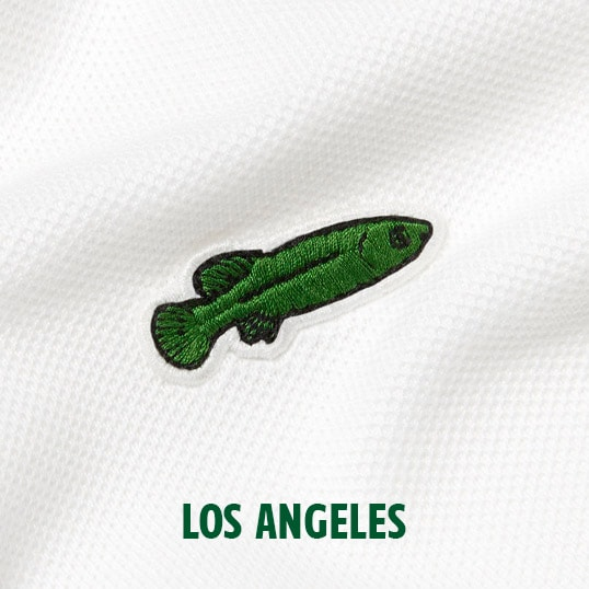 promo code eda39 73d13 Save Our Species   LACOSTE