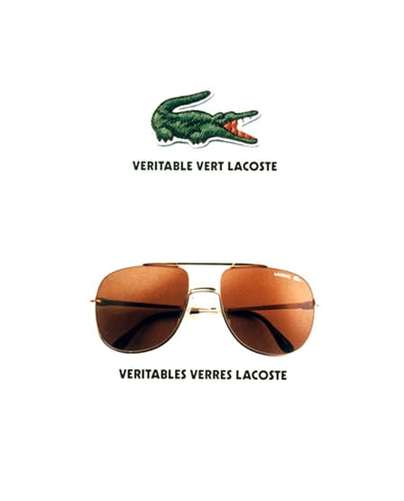© Archives Lacoste