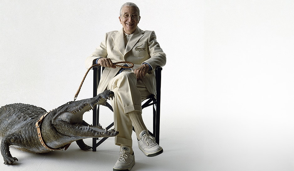 Who is (the real) René Lacoste?