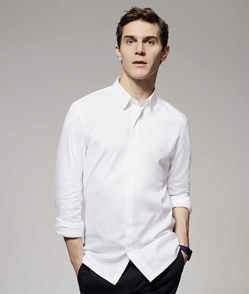 930ec60b44b The season s top shirts from Lacoste Men I LACOSTE