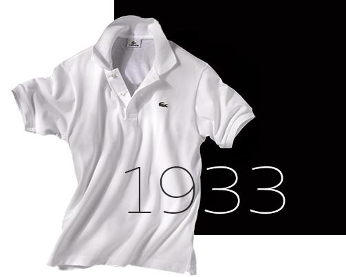 Lacoste, the story of an iconic brand