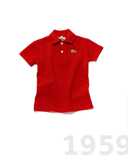e9666f29b The original polo shirts featuring iconic brand codes.
