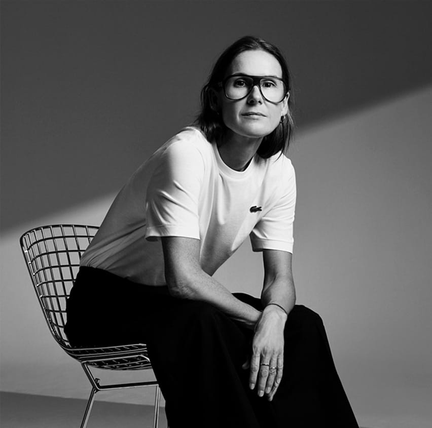 Louise Trotter, Lacoste Creative Director.