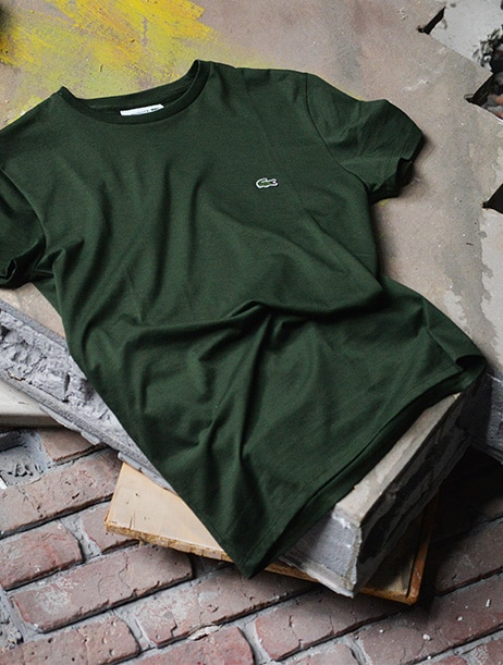 Cotton pima t-shirt